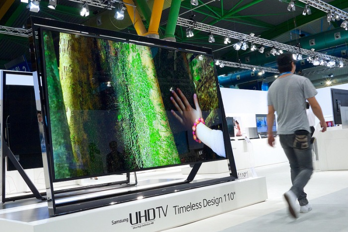 4k ultra hd tv samsung